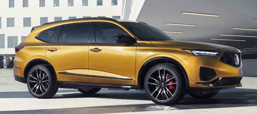 2022 Acura MDX Type S