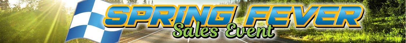 Spring Fever Sales Event