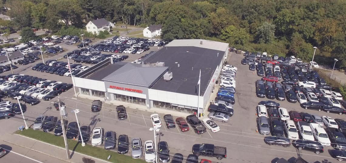 Automax Preowned Dealership in Framingham, MA