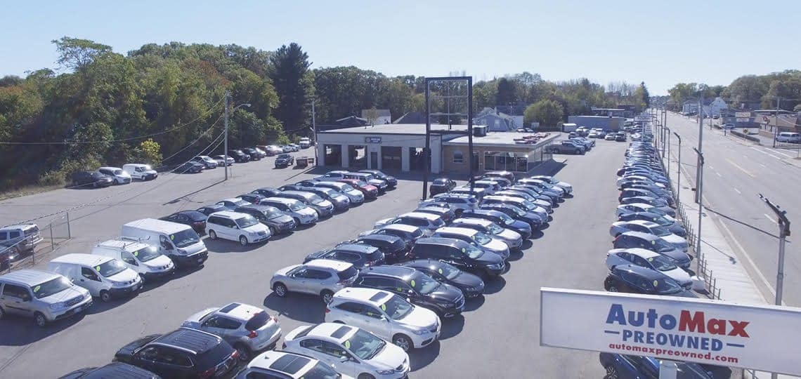 Automax Preowned Cars and Trucks Dealership in MA