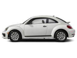 2019 VW Beetle - sideview