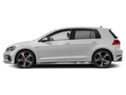 2019 VW Golf GTI - sideview