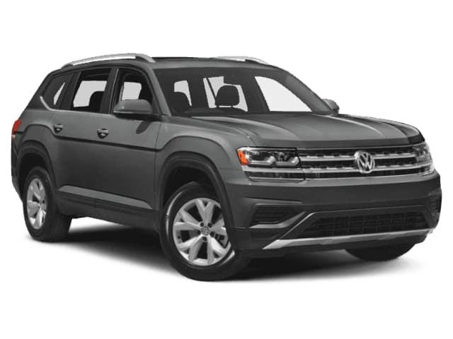 2019 Volkswagen Atlas Cross Sport 2.0T S 4Motion AWD Auto