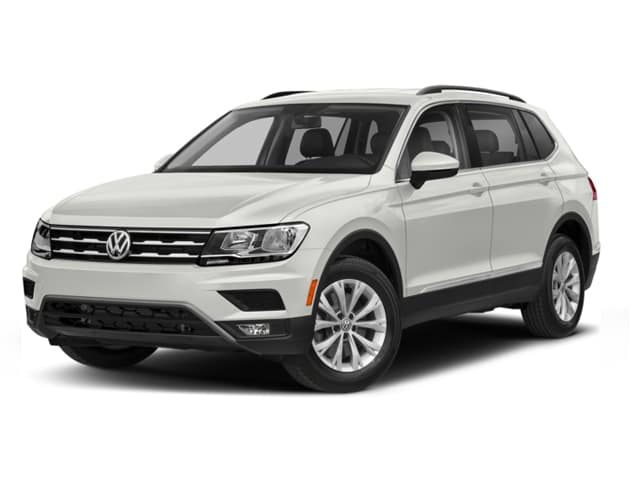 2019 Volkswagen Tiguan S AWD Auto