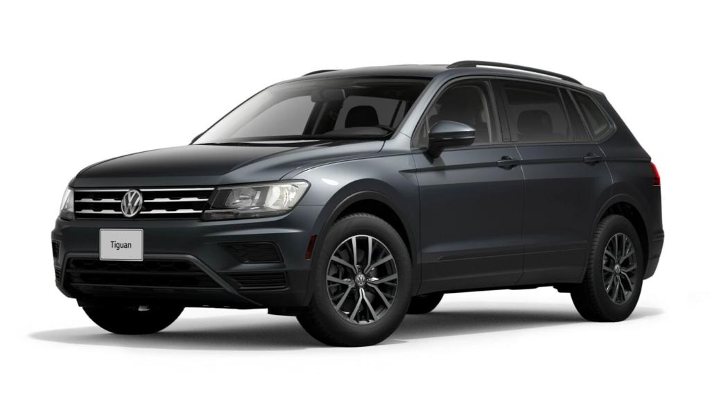 New 2021 Volkswagen Tiguan 2.0T S 4Motion