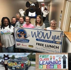 Kristen Howell from First Coast Learning Center August 7, 2019
