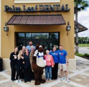 Meagan Haen from Palm Leaf Dental in Nocatee July 10, 2019