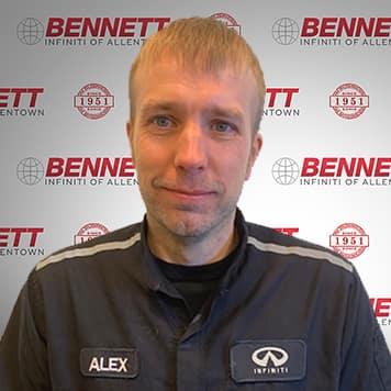 Alex  Beckmann