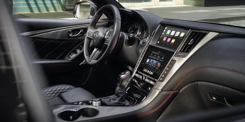 2020 INFINITI Q50 Front Interior