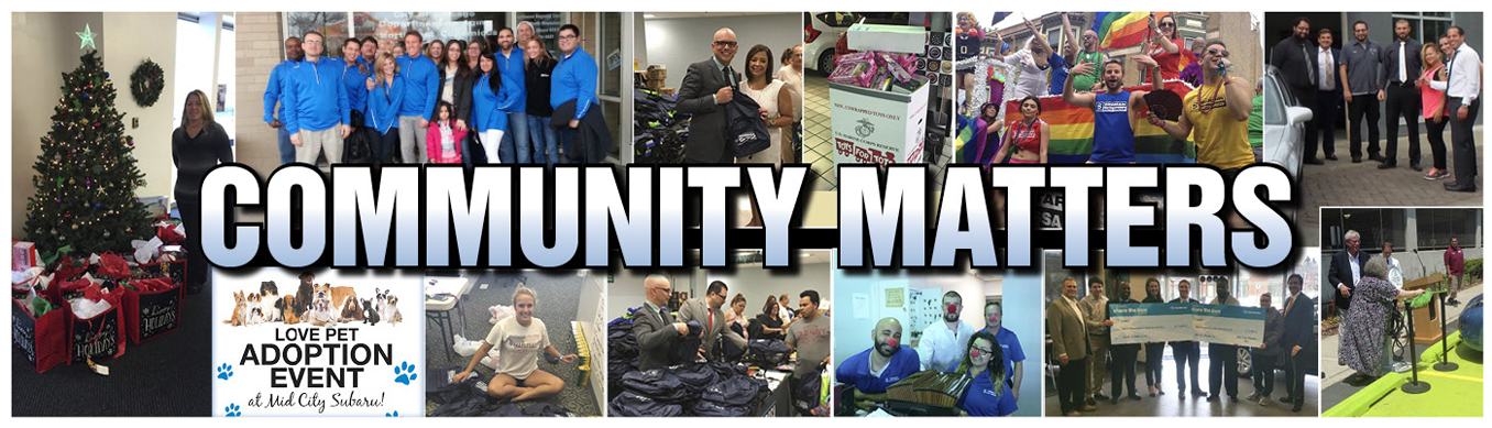 Community Matters at Berman Auto Group