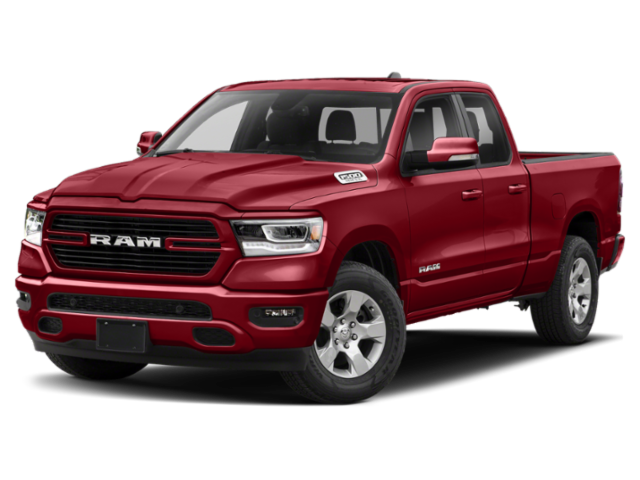 2020 RAM 1500 Comparison Image