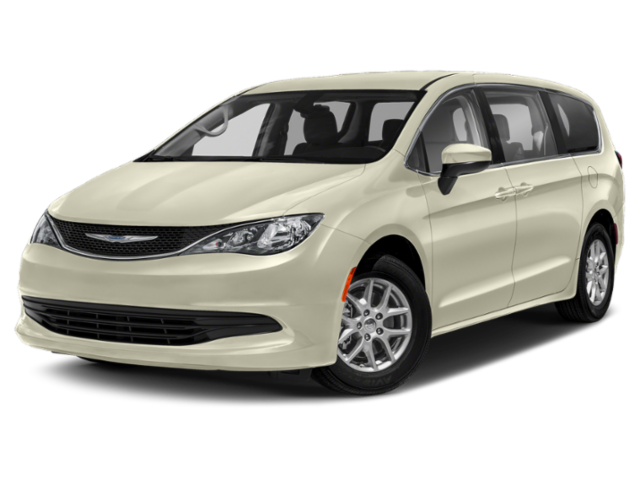 2020 Chrysler Pacifica exterior image