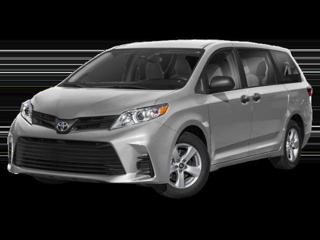 2020 Toyota Sienna exterior image