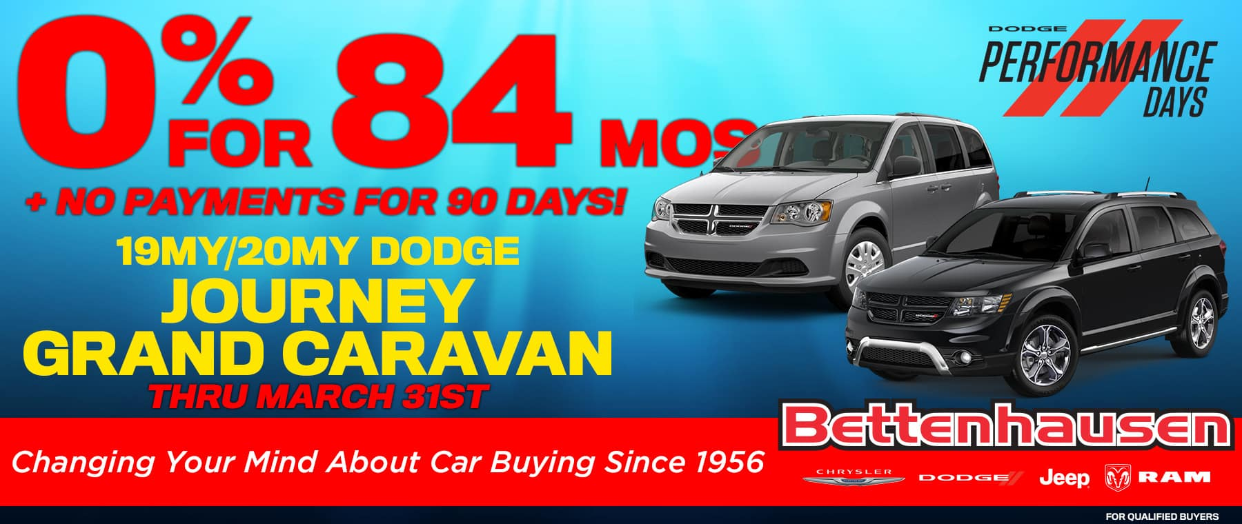 Dodge Caravan and Journey