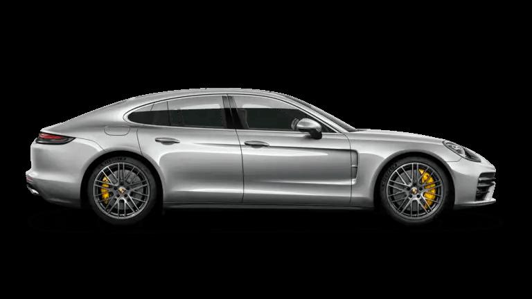 2021 Porsche Panamera Turbo S Sedan