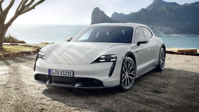 2021 Porsche Taycan Turbo S Cross Turismo