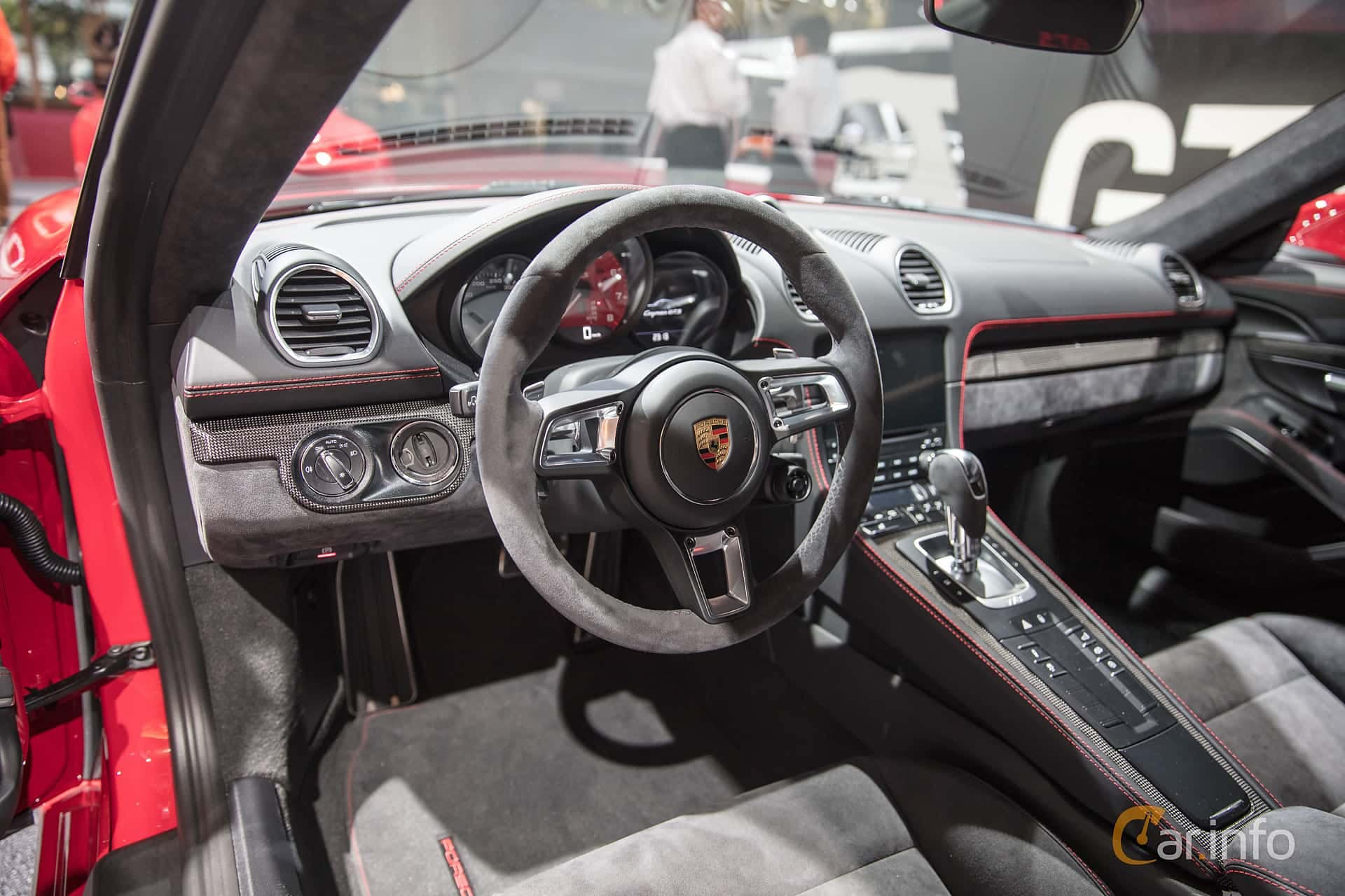 2019 Porsche Interior