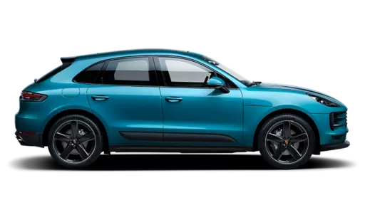 The new 2020 Macan