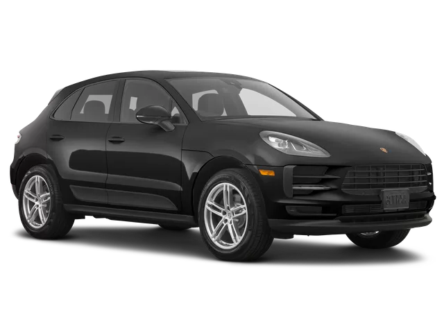 The new 2019 Macan