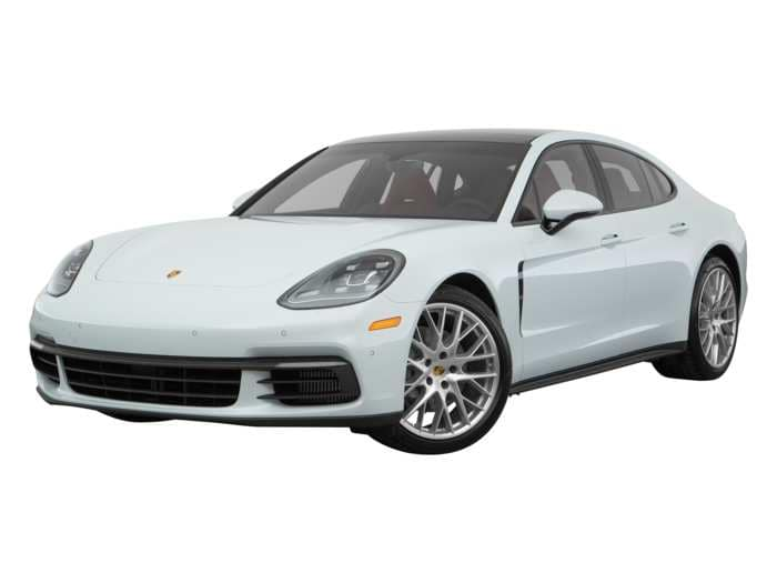 2018 Porsche Panamera Sport Edition