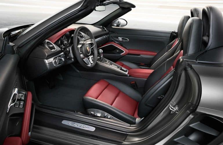 2019 Porsche 718 Interior
