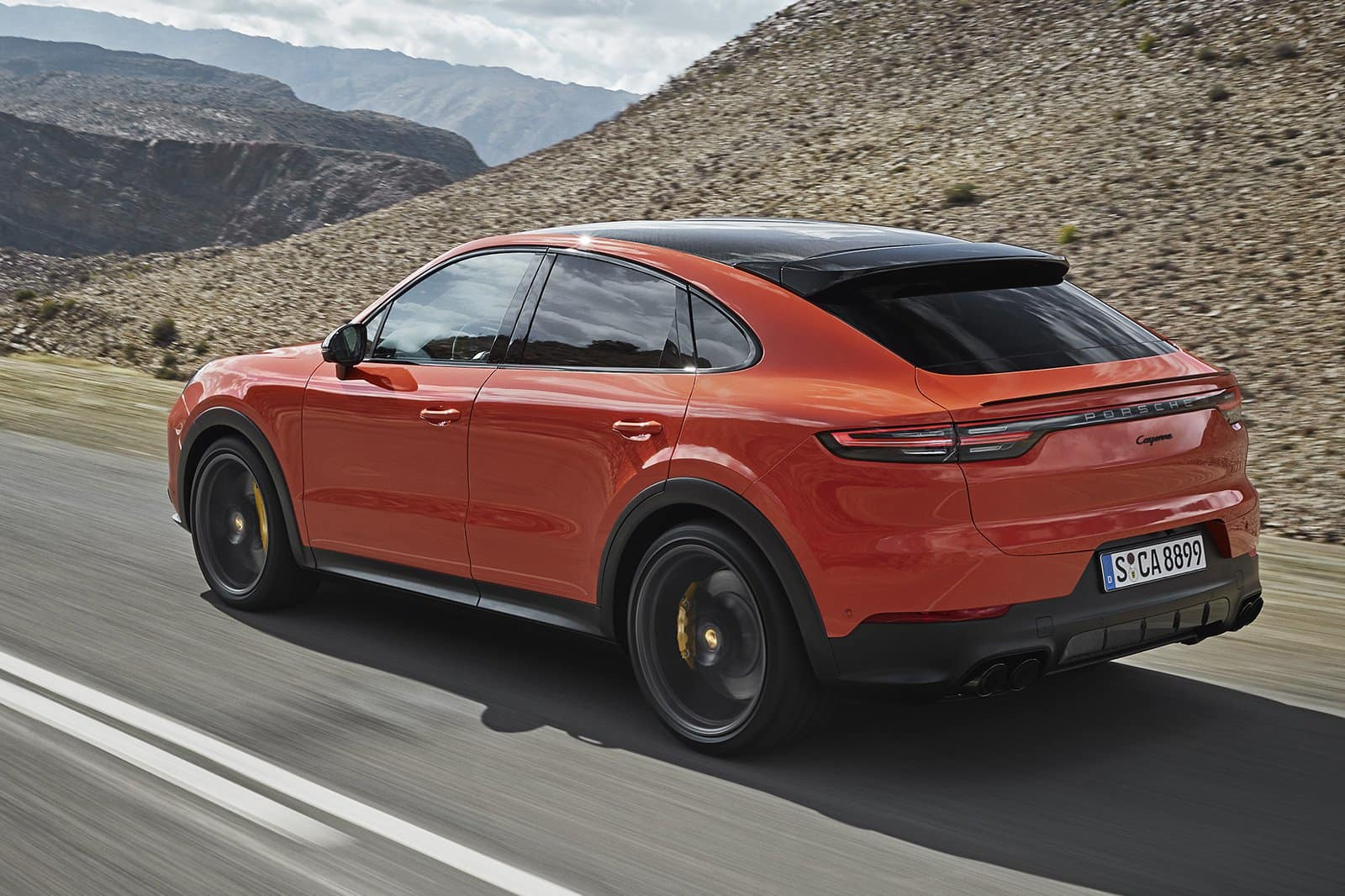 2019 Porsche Macan Vs 2019 Porsche Cayenne