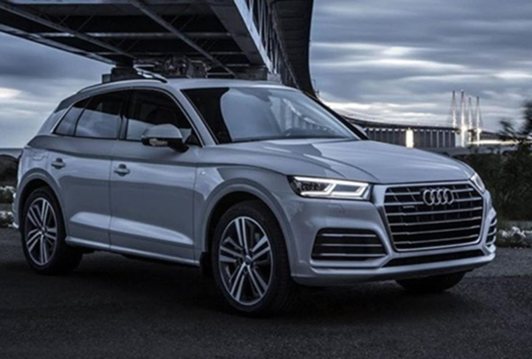 2019 Audi Q5 Exterior Side view