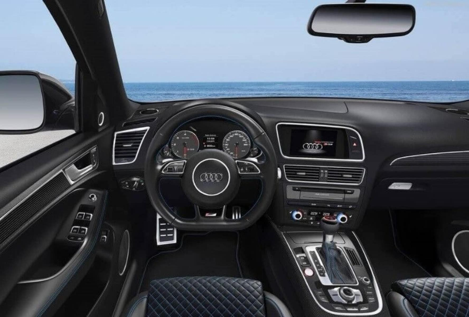 2019 Audi SQ5 Dashboard Technology
