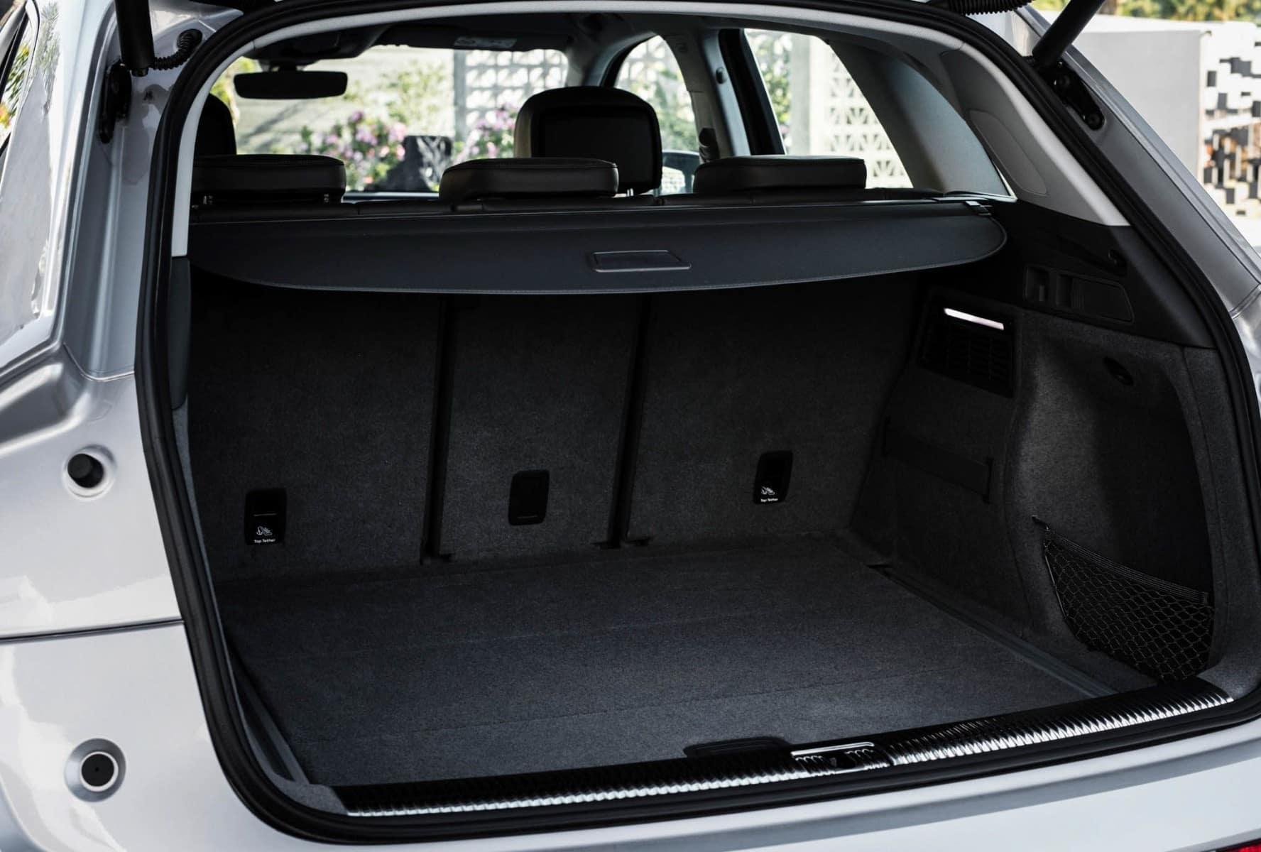 2019 Audi Q5 Cargo Space