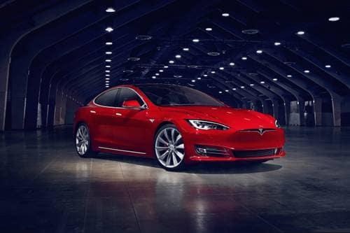2019 Tesla Model S Exterior Front