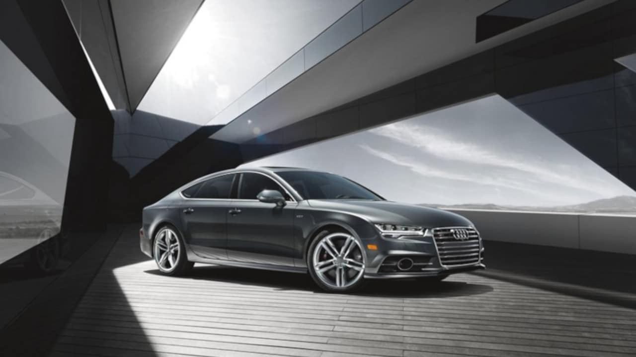 2018 Audi S7 Exterior Side view