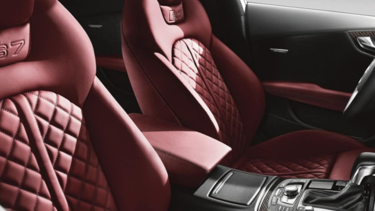 2018 Audi S7 Dashboard Interior View