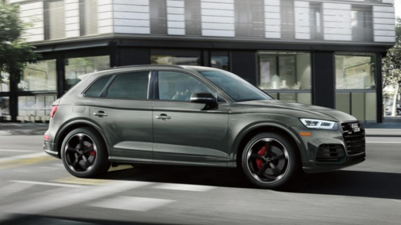 2019 Audi SQ5 Exterior View