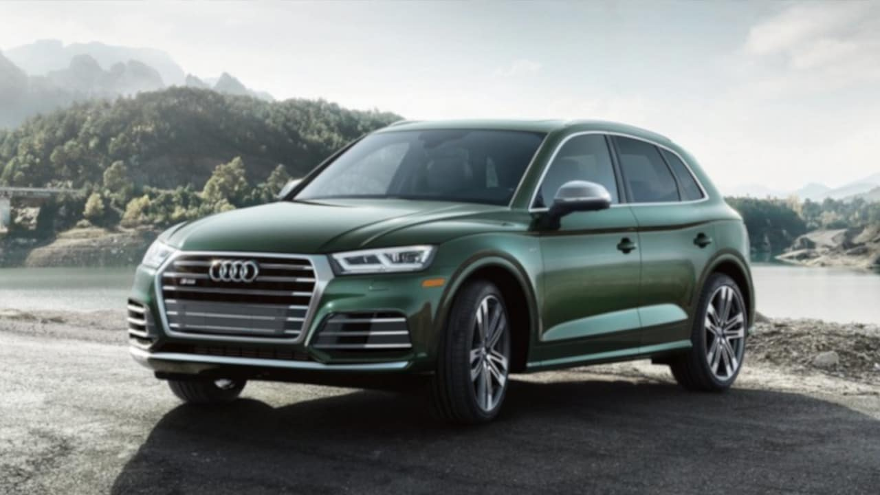 2019 Audi SQ5 Exterior Side view
