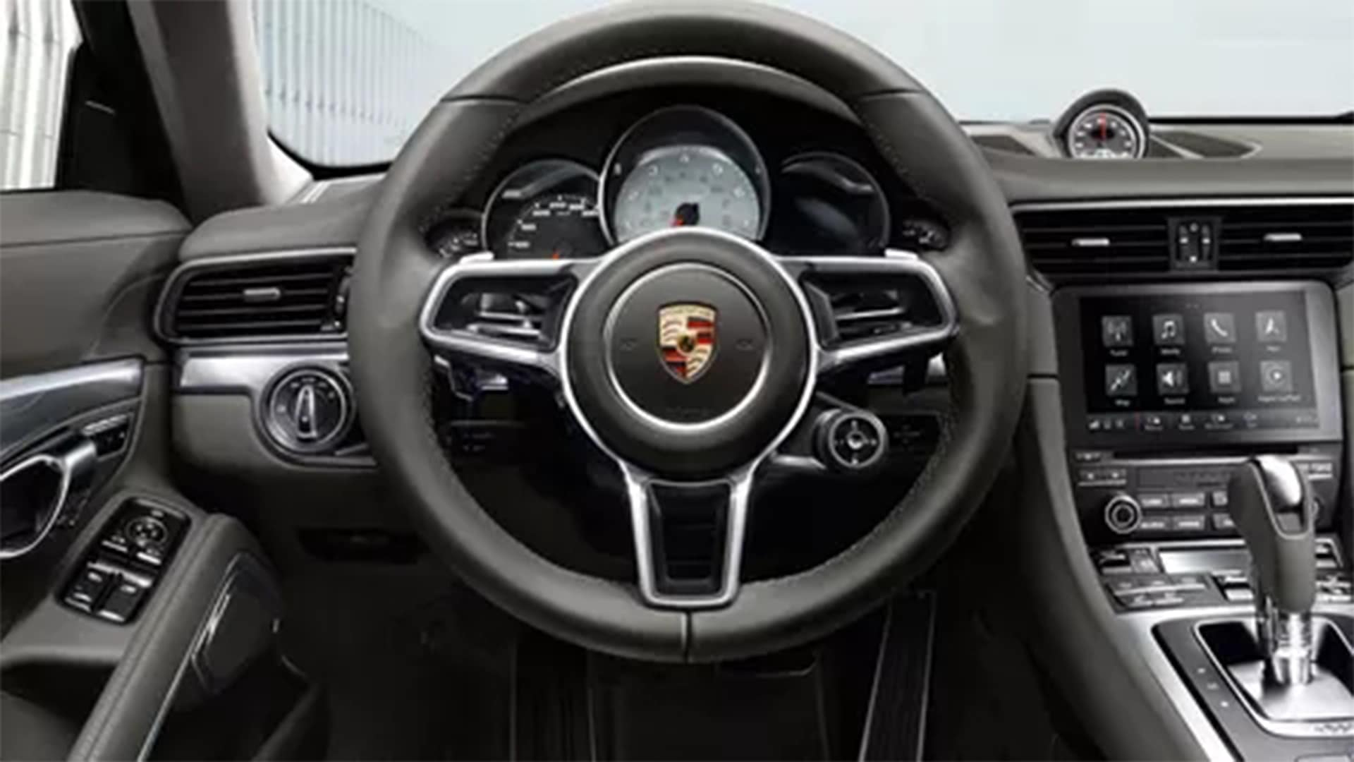 2020 Porsche 911 Carrera Technology