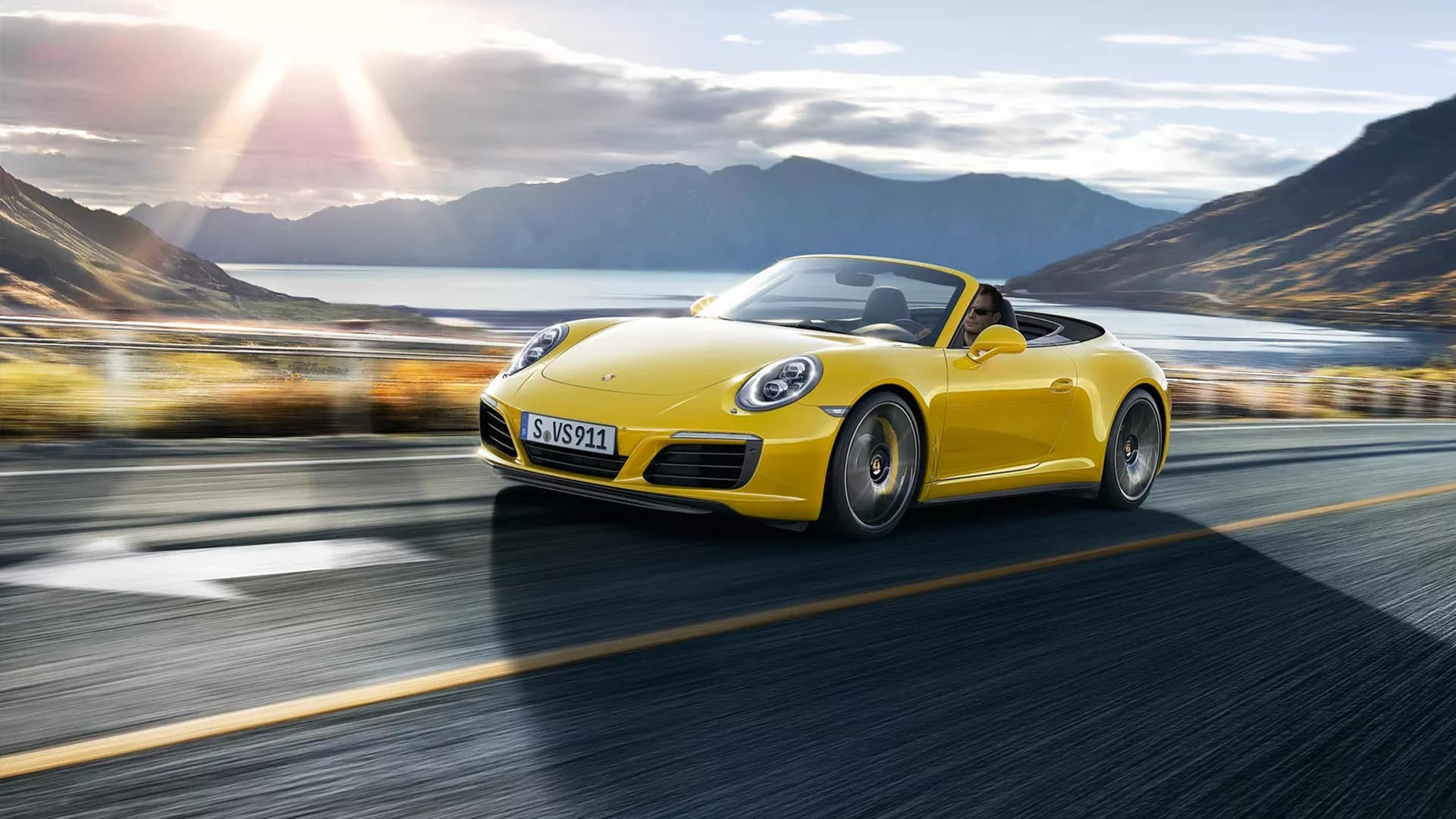 2020 Porsche 911 Carrera Performance