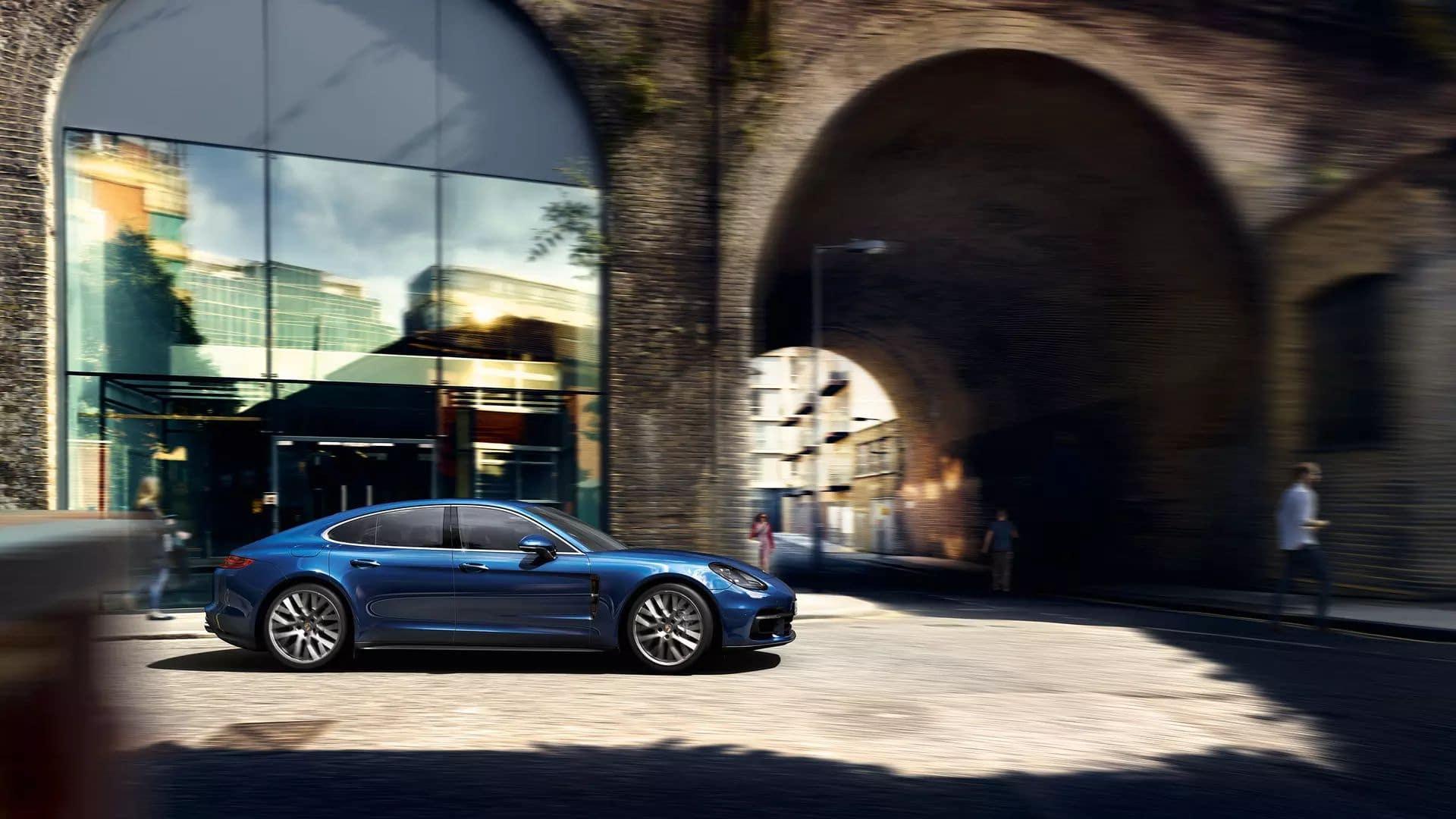 2020 Porsche Panamera Technology