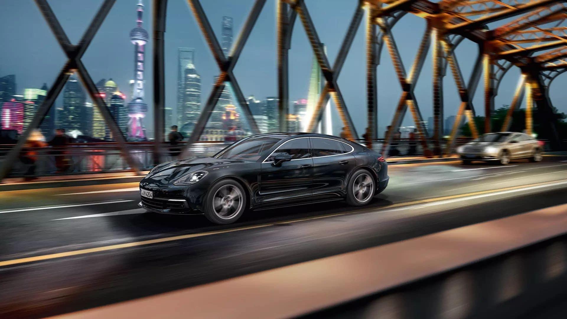 2020 Porsche Panamera Performance