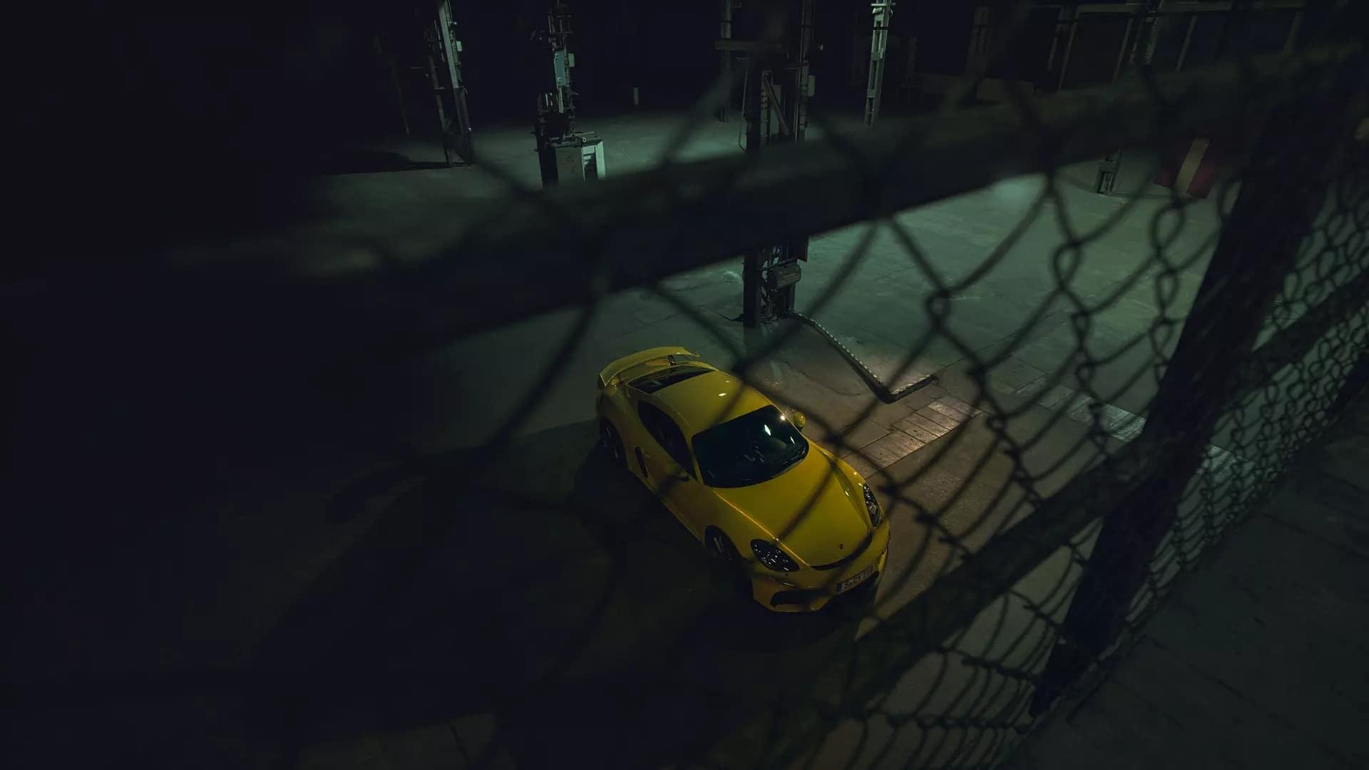 2020 Porsche 718 Cayman GT4 Safety