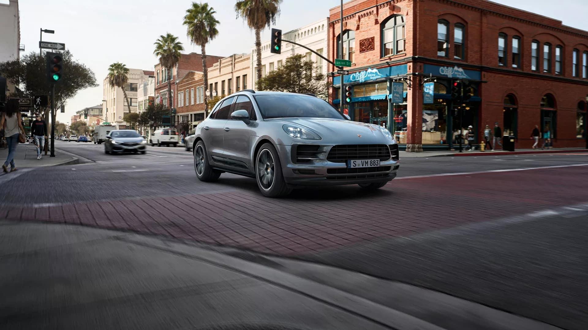 2019 Porsche Macan Safety