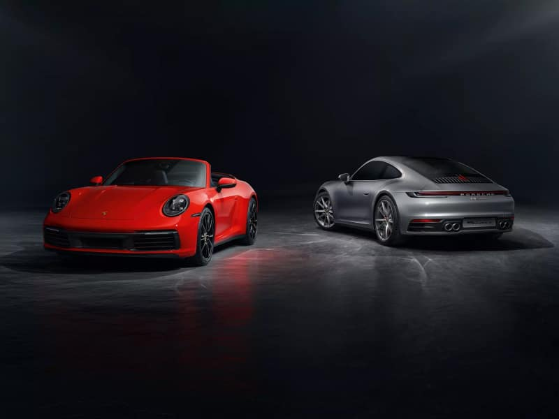 2020 Porsche 911 available at Beverly Hills Porsche in Los Angeles, CA