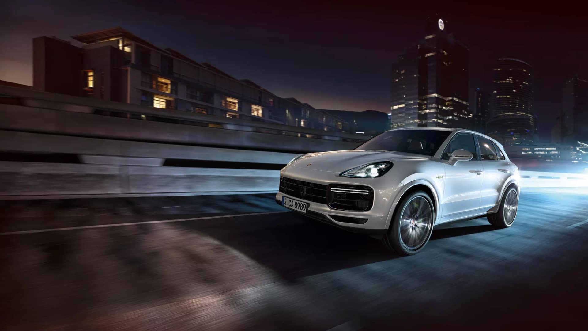 2020 Porsche Cayenne For Sale In Los Angeles, CA
