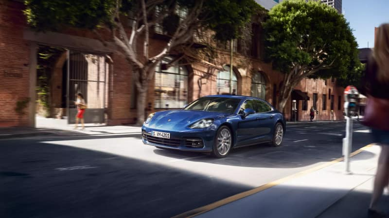 The 2020 Porsche Panamera 4 available at Beverly Hills Porsche