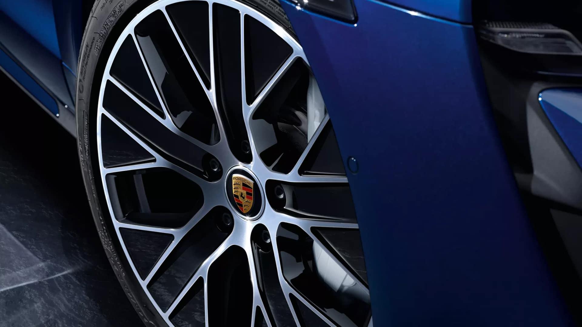 2020 Porsche Taycan Performance