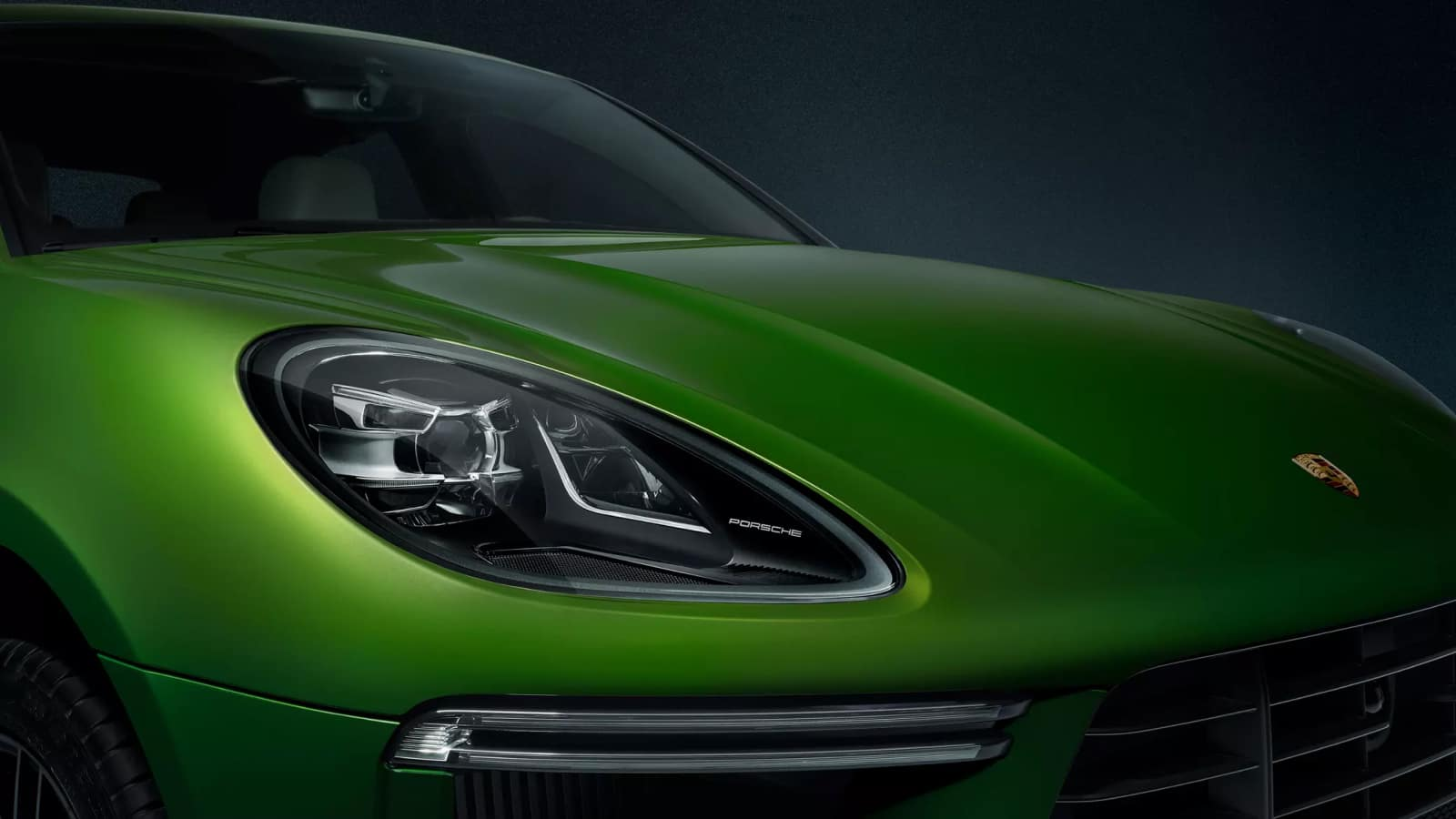 2020 Porsche Macan Exterior