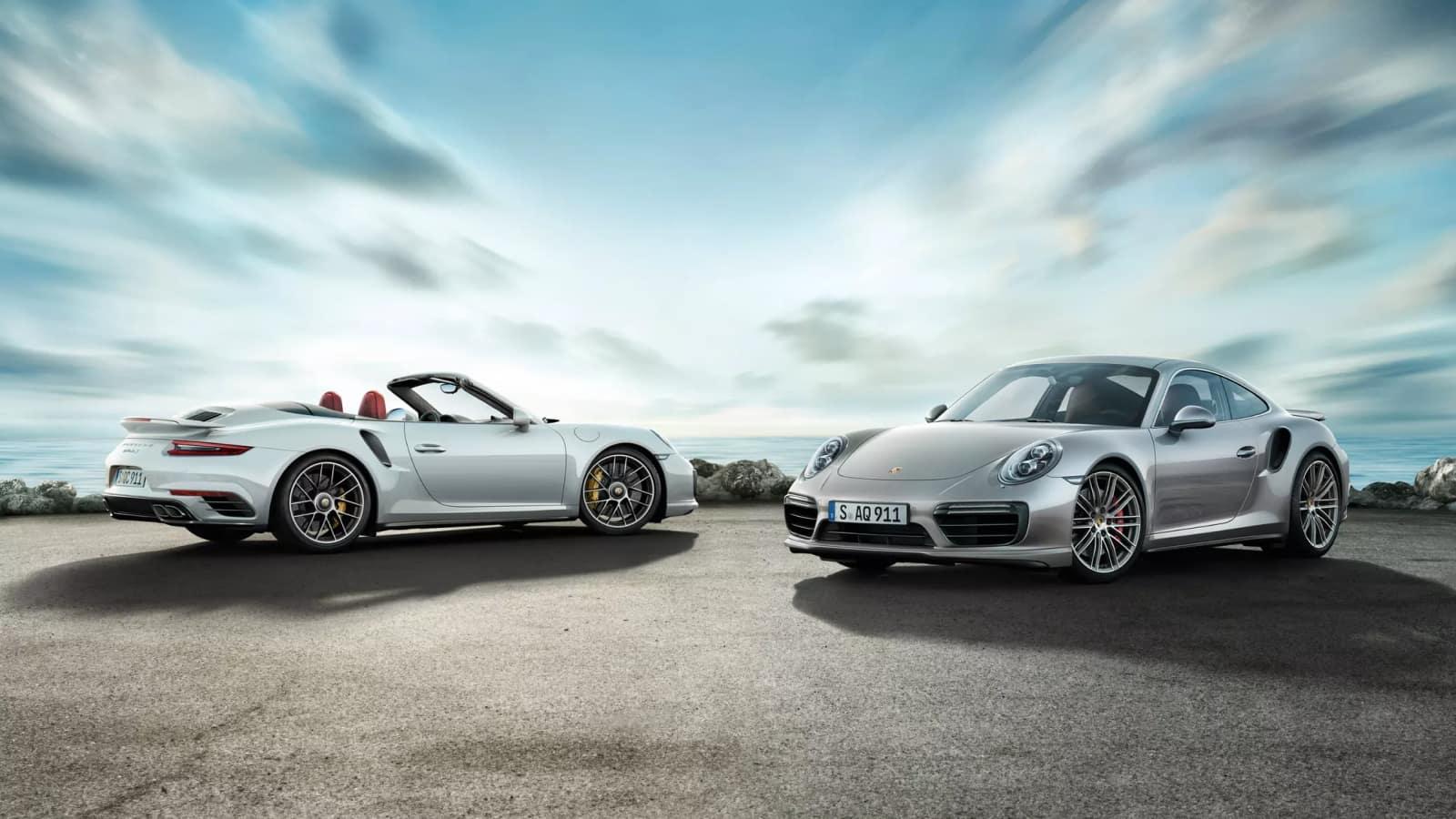 Porsche 991 vs 992 Differences