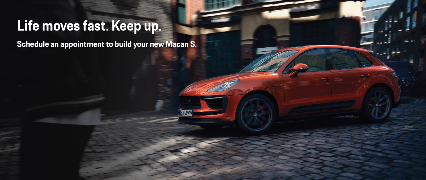 Life Moves Fast Macan S – DI