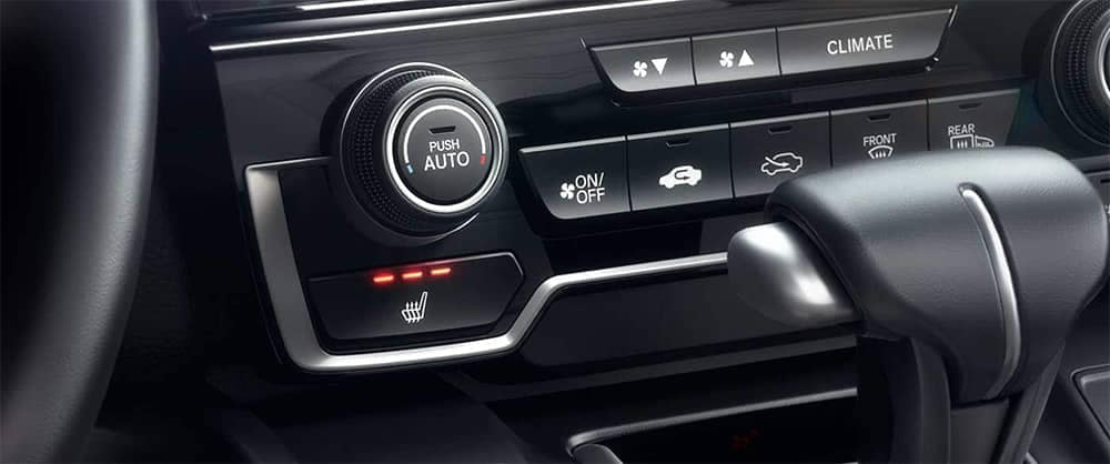 2019 Honda CR-V Climate Control Features