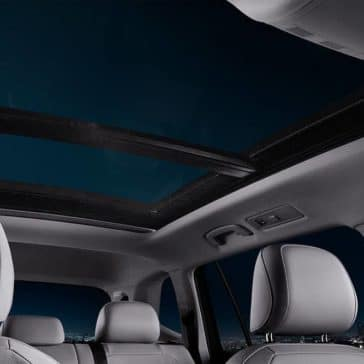2019 VW Tiguan Moonroof