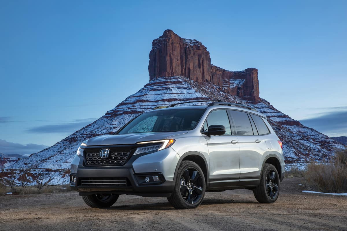 2019 Honda Passport for sale